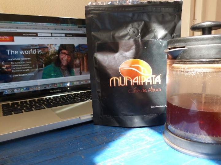 Finding Flavor, Organic Coffee of the Bolivian Forest